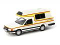 Auto Cult/オートカルト Audi 100 Type 44 Bischofberger 1985 ホワイト