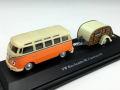 Cararama/カララマ VW サンババス キャンピングカー付 オレンジ