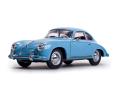 SunStar/サンスター ポルシェ 356A クーペ 1957 マイセン ブルー