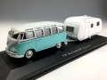 Cararama/カララマ VW サンババス キャンピングカー付 ブルー