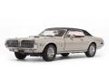 SunStar/サンスター マーキュリー クーガー XR7G 1968 Fawn