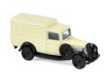 NOREV/ノレブ シトロエン U11  トラック 1935 クリーム/ブラック   4個セット