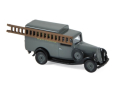 NOREV/ノレブ シトロエン U11 Truck 1935  グレー  Ramoneur   4個セット