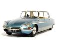 metal-18/メタル18 シトロエン DS21 シャプロン ロレーヌ 1969ヘッド&テールライト点灯 ブルー メタリックバイカラー