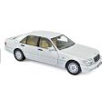 NOREV/ノレブ メルセデス・ベンツ S320 1997  メタリックホワイト