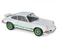 NOREV/ノレブ ポルシェ 911 RS 1973 ホワイト & グリーン