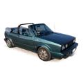 NOREV/ノレブ VW ゴルフ カブリオレ  Etienne Aigner メタリックグリーン 1990