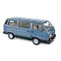 NOREV/ノレブ VW  マルチバン 1990  メタリックライトブルー