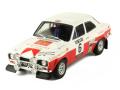 ixo/イクソ フォード エスコート MK1 RS 1600 1971年RACラリー #6 R. Clark / J.Porter