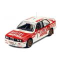 ixo/イクソ BMW E30 M3  1988年ツール・ド・コルス #1  B.Beguin / J-J.Lenne