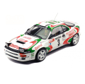 ixo/イクソ トヨタ セリカ ターボ 4WD ST185 1993 ラリーモンテカルロ 優勝  #3