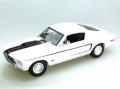 MAISTO/マイスト スペシャルエディション 1968 フォード マスタングGTコブラ ホワイト