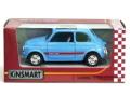 KiNSMART/キンスマート プルバックカー フィアット500 ライトブルー