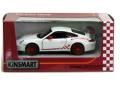 KiNSMART/キンスマート プルバックカー ポルシェ 911 GT3 RS ホワイト