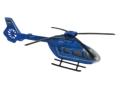 MAJORETTE/マジョレット ヘリコプター 警察 (ドイツ) ブルー