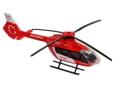 MAJORETTE/マジョレット ヘリコプター ドイツ・エアレスキュー レッド&ホワイト