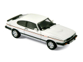 NOREV/ノレブ フォード カプリ 1984 ホワイト/レッドストライプ
