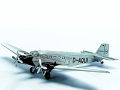 Schuco Aviation ユンカース Ju-52 ルフトハンザドイツ航空 D