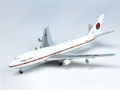 Schuco Aviation B747-400 日本政府専用機