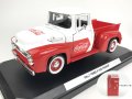 MOTORCITY CLASSICS Coca-Cola フォード F-100 ピックアップ 1955 自販機アクセサリー付