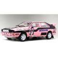 SunStar/サンスター アウディ クアトロ A1 1987年フランスラリークロス選手権 #23  Cathy Caly