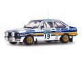 SunStar/サンスター フォード エスコート RS1800 1980年RACラリー #19 T.Makinen/M.Holmes