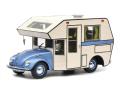 Schuco/シュコー VW ビートル モーターホーム ブルー