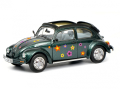 Schuco/シュコー VW ビートル オープンルーフ Flower グリーン