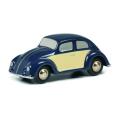 Schuco/シュコー ピッコロ VW プレッツェル ビートル ブルー/ベージュ
