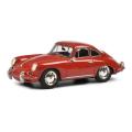 Schuco/シュコー ポルシェ 356 SC レッド
