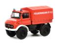 Schuco/シュコー メルセデス・ベンツ ウニモグ U406 消防車