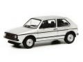 Schuco/シュコー VW ゴルフ I GTI シルバー
