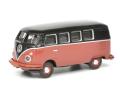Schuco/シュコー VW T1c バス ブラック レッド