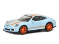 Schuco/シュコー ポルシェ 911 R ブルー/オレンジ
