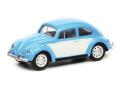 Schuco/シュコー VW ビートル ブルー/ホワイト