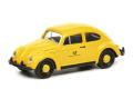 Schuco/シュコー VW ビートル DP イエロー