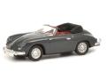 Schuco/シュコー ポルシェ 356 カブリオ グレー