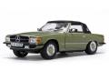 SunStar/サンスター メルセデス・ベンツ 350 SL クローズド コンバーチブル  1977 Cypress グリーン