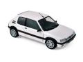 NOREV/ノレブ プジョー205 GTi 1984 メイジェイ ホワイト (×4個)