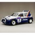 SunStar/サンスター MG メトロ 6R4 1986年British Midland Ulster Rally 優勝  #2 M.Jimmy/G.Ian RHD