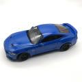 DIECAST MASTERS フォード マスタング GT 2019 左ハンドル ブルー