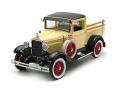 SunStar/サンスター フォード モデル A  ピックアップ 1931 Bronson イエロー