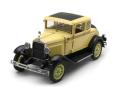 SunStar/サンスター フォード モデル A  クーペ 1931 Bronson イエロー