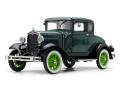 SunStar/サンスター フォード モデル A  クーペ 1931 Valley グリーン / Vagabond グリーン