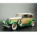 SunStar/サンスター フォード リンカーン KB  1932  Top Up  ライトタン/ライトグリーン