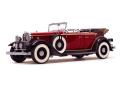 SunStar/サンスター フォード リンカーン KB Top Down 1932 Rebelite レッド