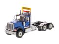 DIECAST MASTERS インターナショナル HX520 Tandem トラクター メタリックブルー