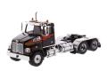 DIECAST MASTERS Western Star 4700 SF Tandem トラック トラクター メタリックブラックキャブ