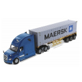 DIECAST MASTERS フレイトライナー New カスカディア 40' Dry good Sea Container