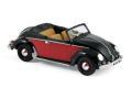 NOREV/ノレブ VW ヘブミューラー 1949 ブラック/レッド